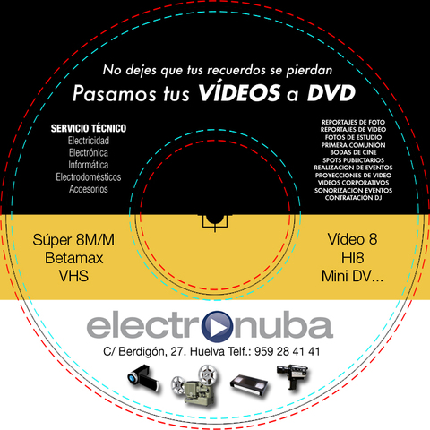 TELECINE SUPER 8  BETA VHS VIDEO 8 - foto 1