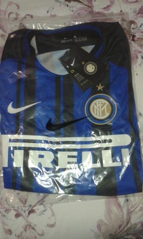 Camiseta Inter Milan