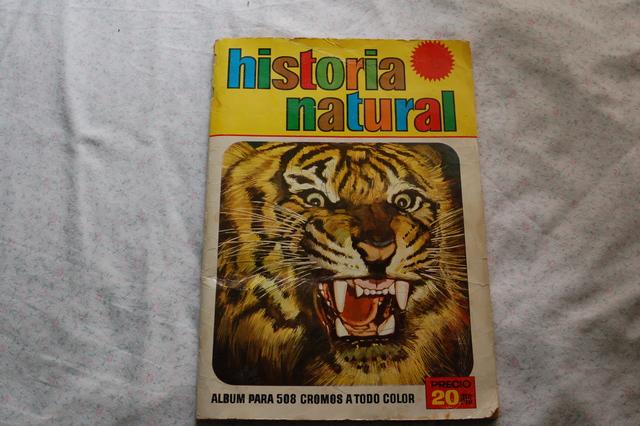 Album Historia Natural