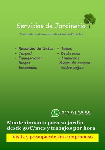 JARDINERO ECONOMICO - foto 1