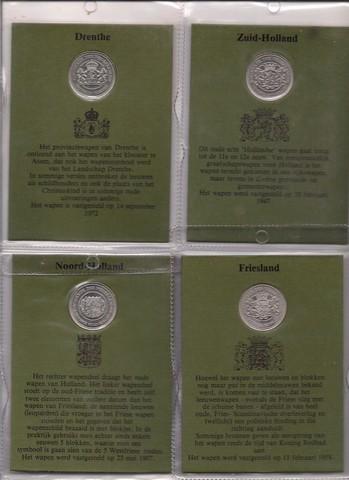 Holanda, Medallas En Aleación De Plata