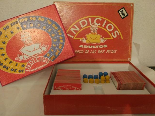 INDICIOS - foto 1