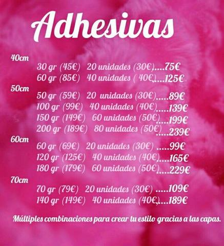 ADHESIVAS - foto 1