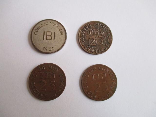 Monedas De Ibi , Moneda Antigua (4).