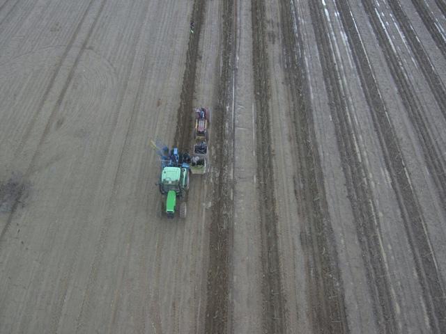 PLANTACIONES CON MÁQUINA CON GPS - foto 4