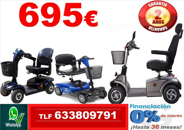 SCOOTER MOVILIDAD  SCOOTER ELECTRICA - foto 1