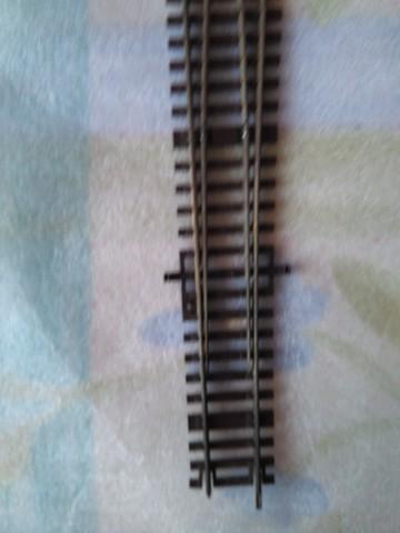 ROCO LINE DESVIO WR10 H0 - foto 2