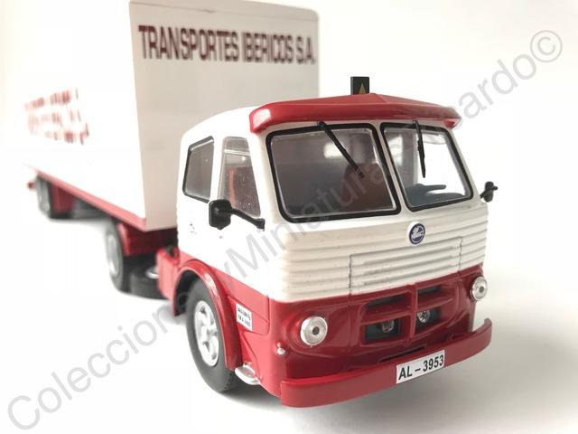 1//43 CAMION TRAILER 1//43 PEGASO 2011//50 TRANSPORTES IBERICOS EDICIÓN LIMITADA