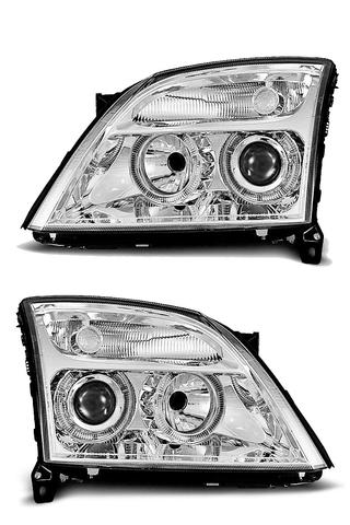 Faros derecha negro Opel Vectra C año 02-05