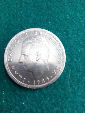 Moneda 50Ptas.1984