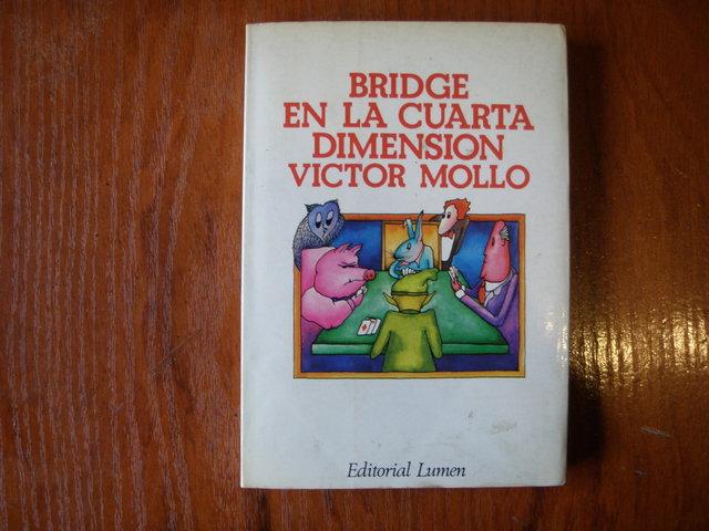 LIBRO BRIDGE EN LA CUARTA DIMENSIÓN VICT