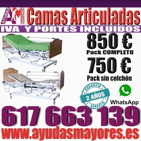SOMIER ARTICULADO - CAMAS ELÉCTRICAS - foto 2
