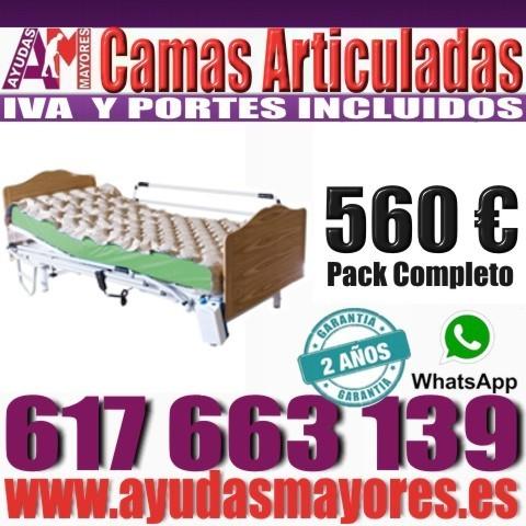 SOMIER ARTICULADO - CAMAS ELÉCTRICAS - foto 4