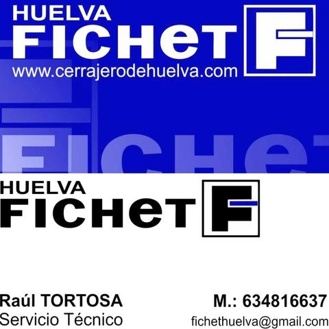CERRAJERO HUELVA FICHET - foto 1