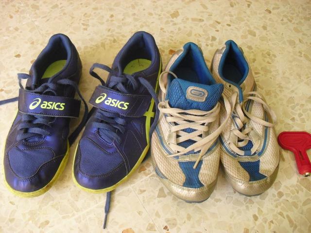 MIL ANUNCIOS.COM Zapatillas atletismo clavos Segunda mano