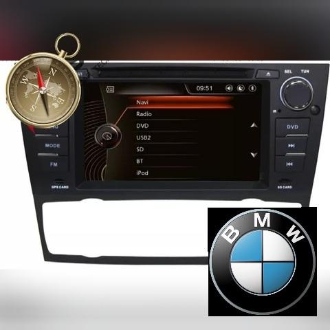 RADIO GPS SERIE 3 E90 E92 E93 - foto 1
