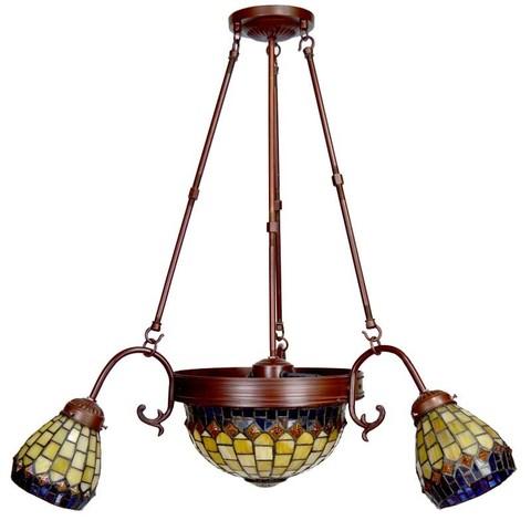 lamparas de techo tiffany LAMPARA DE TECHO TIFFANY