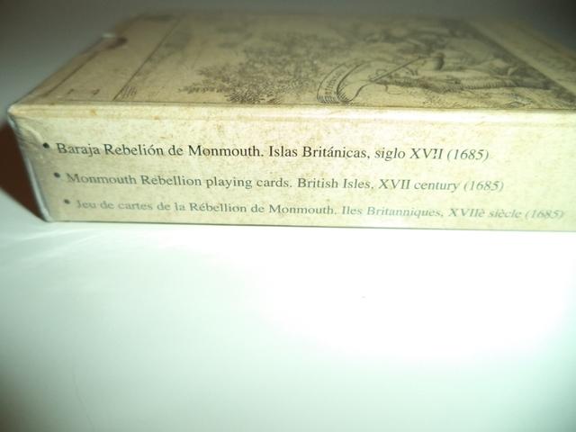BARAJA,  REBELION DE MONMOUTH.  - foto 2