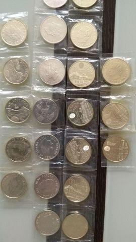 Monedas Plata 2000 Y Pesetas
