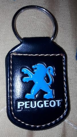 Llavero Marca Peugeot