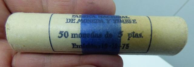 Monedas - Año 1975