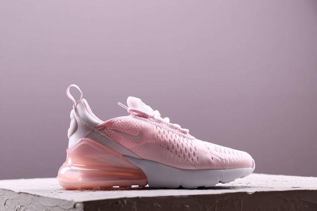 zapatillas nike air max 270 mujer rosa