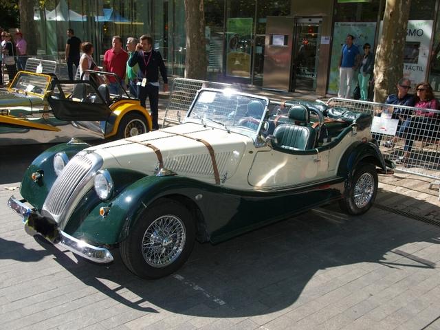 Ventas de coches clasicos en españa mg
