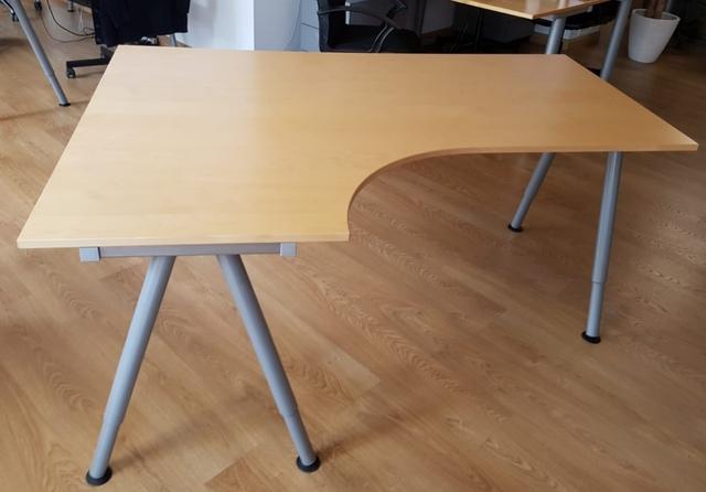 MESA IKEA GALANT BEKANT 160X120 ABEDUL
