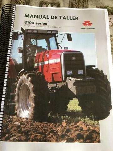 Mismo Saturno 80 Tractor Manual del operador