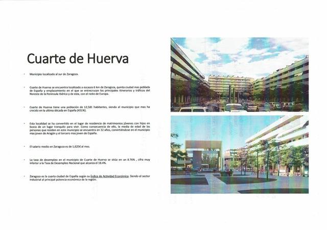 CUARTE DE HUERVA - CALLE SANTA BARBARA 5