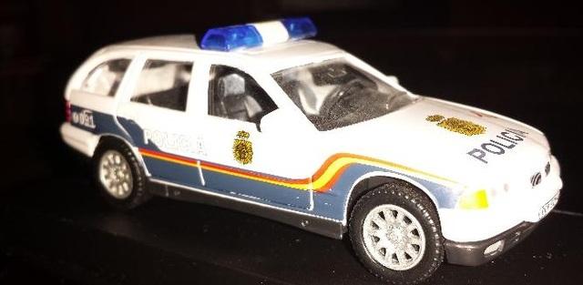 Bmw Serie 3 Touring Policia Nacional Esc