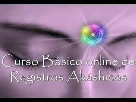CURSO REGISTRO AKASHICO - foto 1