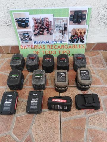 Baterias Para Virax Madrid