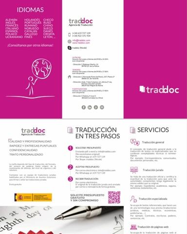 TRADUCCIONES JURADAS,  OFICIALES TENERIFE - foto 1