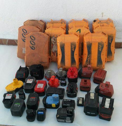 Reparacion Baterias De Taladros Madrid