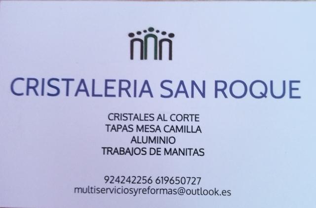 CAMBIO DE CRISTALES,  TAPAS CAMILLA - foto 1