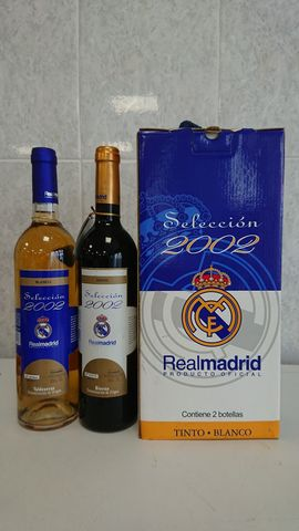 Vino Del Real Madrid