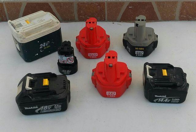 Reparacion Baterias De Taladros Makita