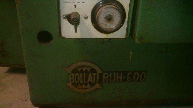 RECTIFICADORA BOLATIL - 600 - foto 3