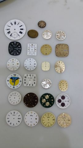 Lote Esferas De Reloj