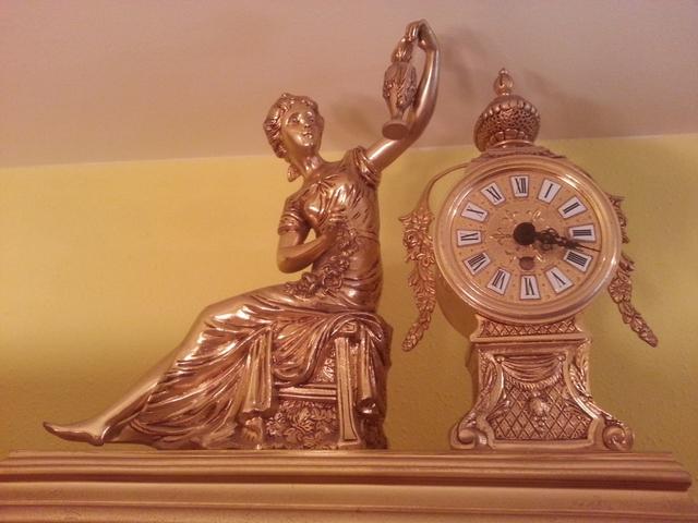 Reloj Años 50 - 60