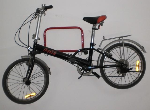 Bicicleta Coca-Cola
