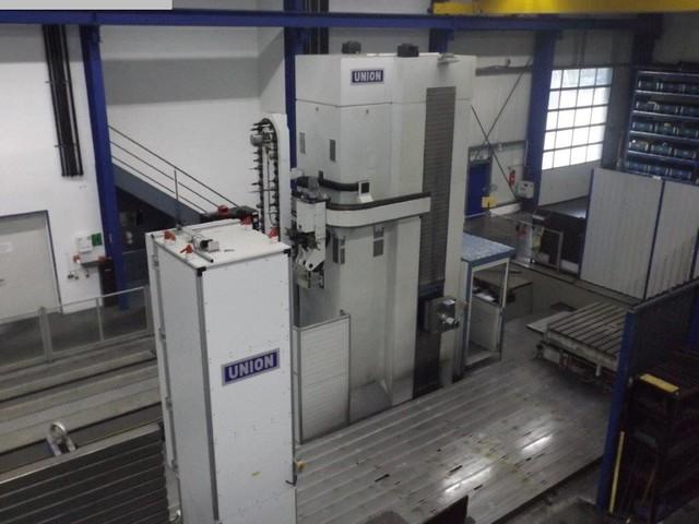 MANDRINADORA CNC HEIDENHAIN ITNC530 - foto 1