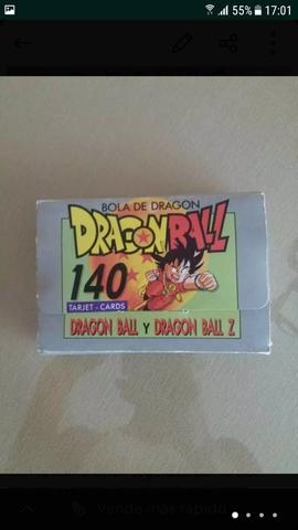 Colección Completa Estampas Dragón Ball