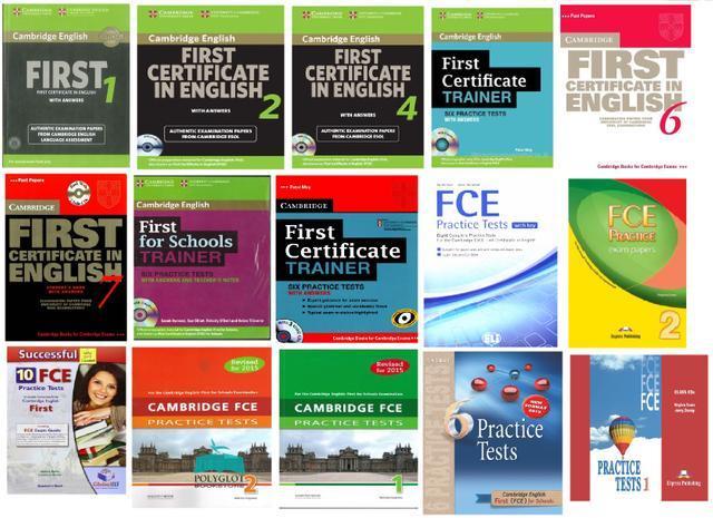 FIRST CERTIFICATE CAMBRIDGE BOOKS TESTS - foto 1