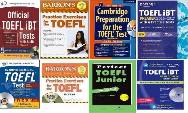 TOEFL PRACTICE TEST EXAMS - foto 1