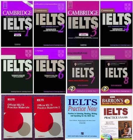 IELTS PRACTICE TEST EXAMS - foto 1