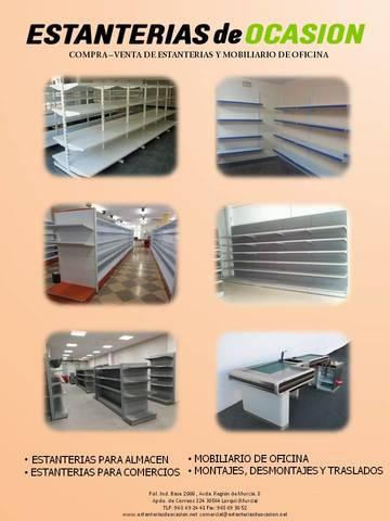 Estanterias Metalicas Oficina.Mil Anuncios Com Estanterias Metalicas Para Comercios