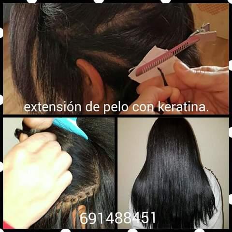 ESTILISTA DE EXTENSIONES DE PELO.  - foto 2