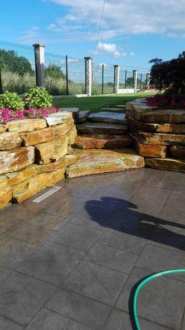 Piedra Natural,  Materiales Construcción
